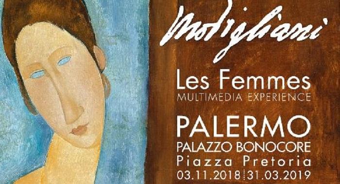 Modigliani - Les Femmes Multimidia Experience