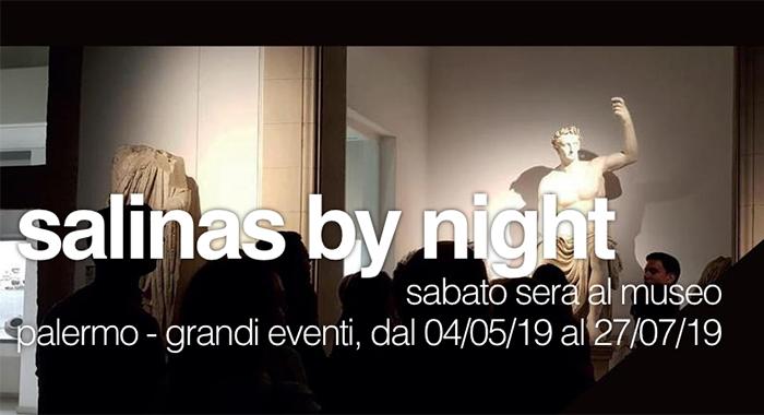 Immagine Salinas by night: sabato sera al museo
