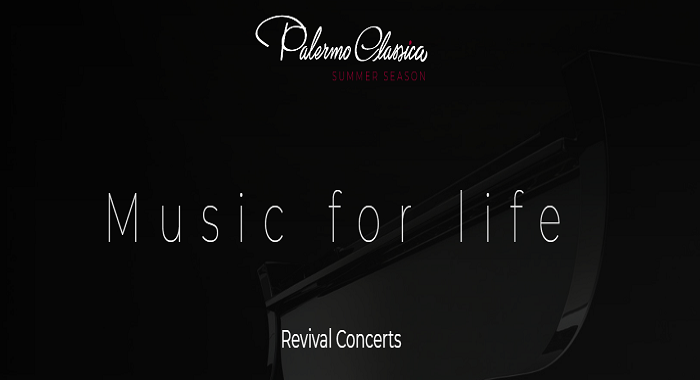 Immagine Palermo Classica - Music for life (revival concerts)